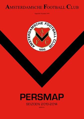 Persmappen 2013