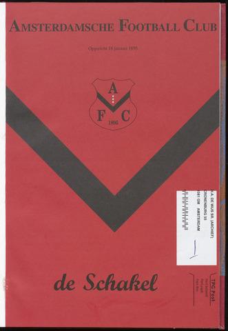 Schakels (clubbladen) 2006-08-24