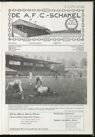 Schakels (clubbladen) 1979-06-13