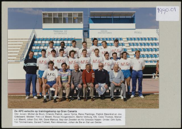 Foto's 1990