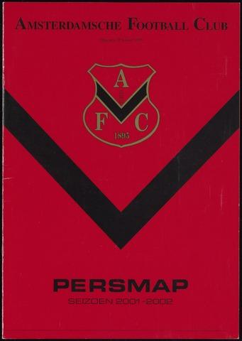 Persmappen 2001