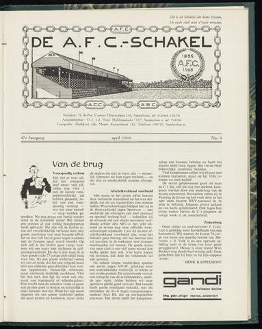 Schakels (clubbladen) 1968-04-01