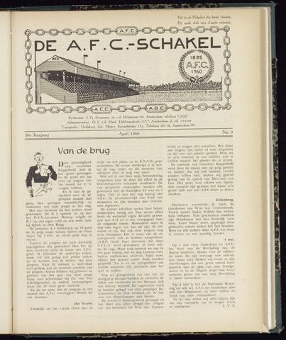 Schakels (clubbladen) 1960-04-01