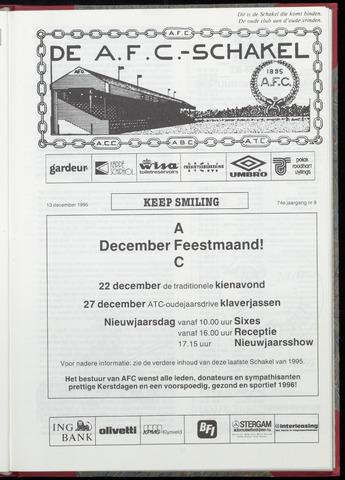 Schakels (clubbladen) 1995-12-13