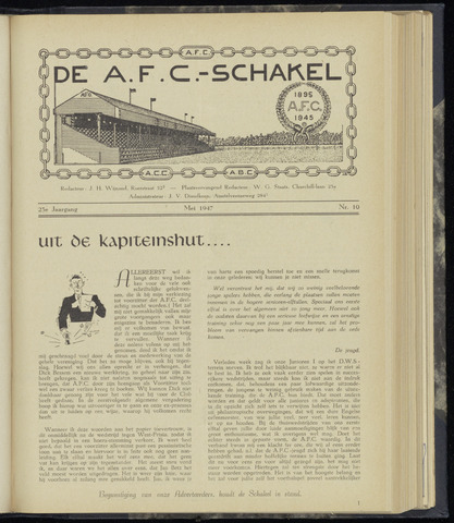 Schakels (clubbladen) 1947-05-01