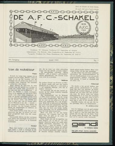 Schakels (clubbladen) 1969-03-01
