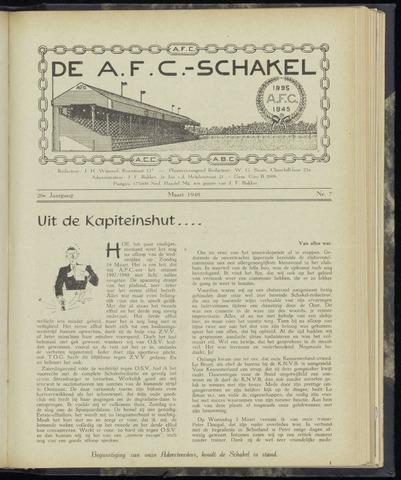 Schakels (clubbladen) 1948-03-01