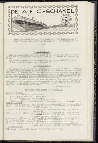 Schakels (clubbladen) 1939-01-12