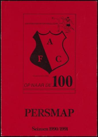 Persmappen 1990-09-01