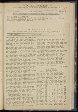 Schakels (clubbladen) 1946-03-26