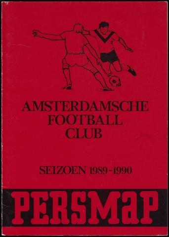 Persmappen 1989-09-01