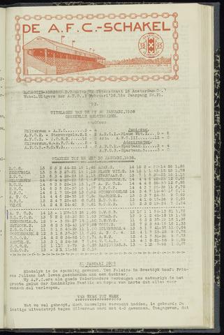 Schakels (clubbladen) 1938-02-03
