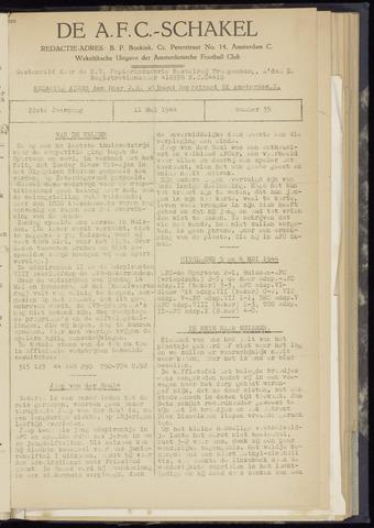 Schakels (clubbladen) 1944-05-11
