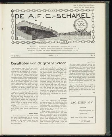 Schakels (clubbladen) 1970-11-01