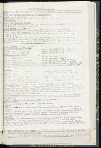 Bulletins (vnl. opstellingen) 1965-10-27