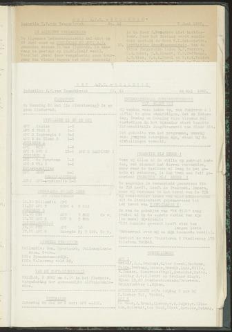 Bulletins (vnl. opstellingen) 1955-05-24