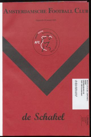 Schakels (clubbladen) 2005-08-17
