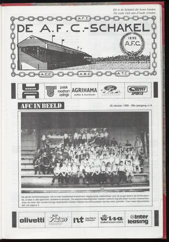 Schakels (clubbladen) 1988-10-26