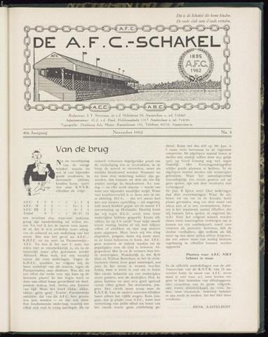 Schakels (clubbladen) 1962-11-01