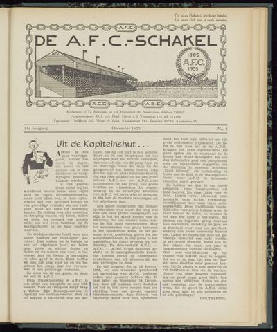 Schakels (clubbladen) 1955-12-01