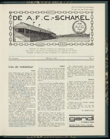 Schakels (clubbladen) 1969