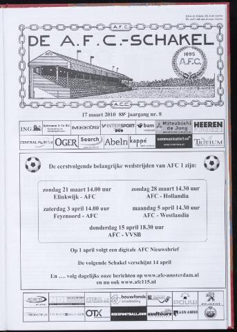 Schakels (clubbladen) 2010-03-17