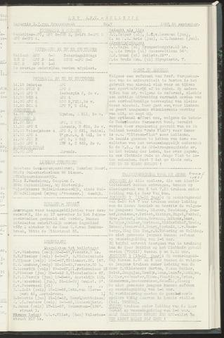 Bulletins (vnl. opstellingen) 1957-09-24