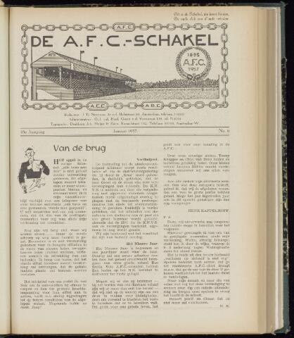 Schakels (clubbladen) 1957