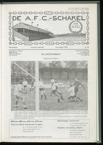 Schakels (clubbladen) 1978-11-08