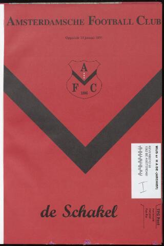 Schakels (clubbladen) 2003-08-14