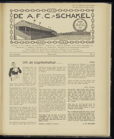 Schakels (clubbladen) 1951-03-01