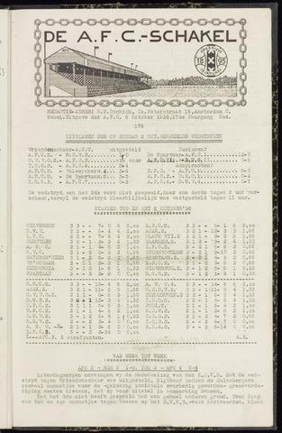 Schakels (clubbladen) 1938-10-06
