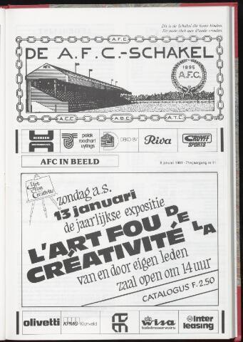 Schakels (clubbladen) 1991