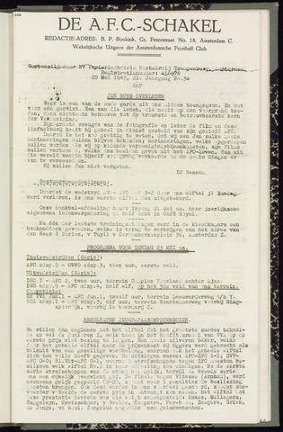 Schakels (clubbladen) 1943-05-20
