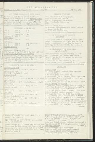 Bulletins (vnl. opstellingen) 1957-05-21