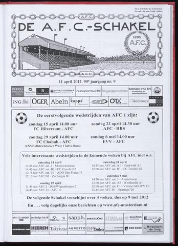 Schakels (clubbladen) 2012-04-11