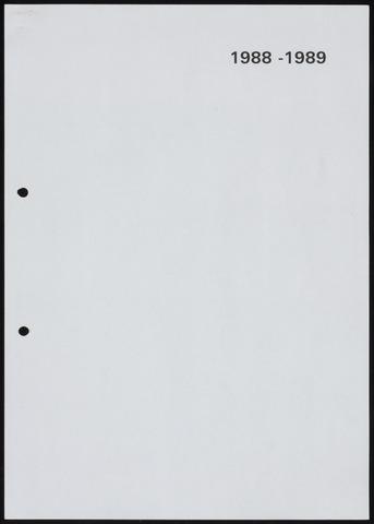 Jaarverslagen 1989-06-01
