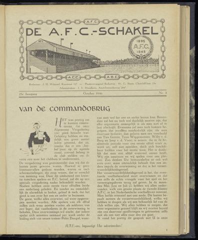 Schakels (clubbladen) 1946-10-01