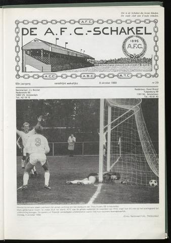 Schakels (clubbladen) 1980-10-08