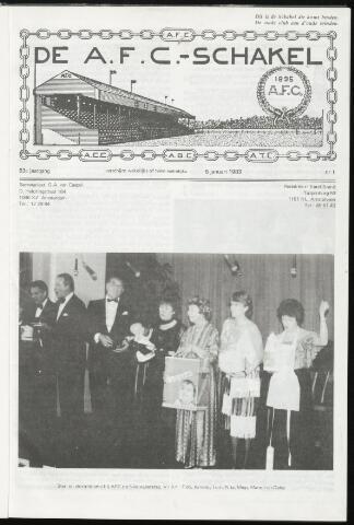 Schakels (clubbladen) 1983