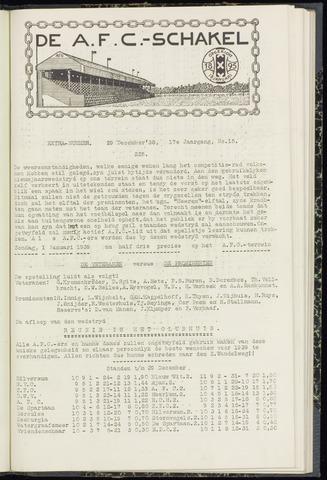 Schakels (clubbladen) 1938-12-29