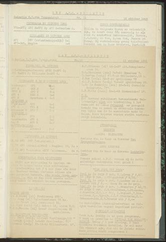 Bulletins (vnl. opstellingen) 1955-10-11