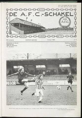 Schakels (clubbladen) 1980-03-05