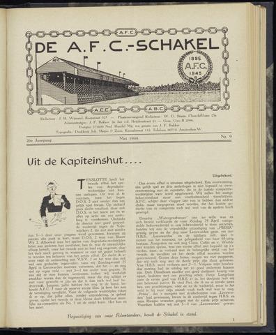 Schakels (clubbladen) 1948-05-01
