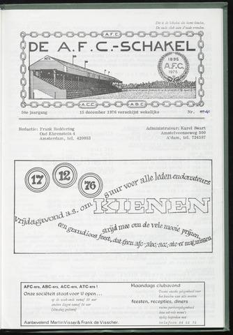 Schakels (clubbladen) 1976-12-15