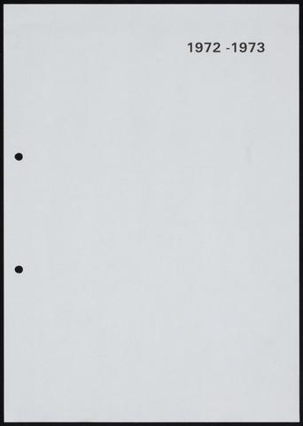 Jaarverslagen 1973-06-01