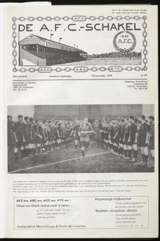 Schakels (clubbladen) 1979-12-19