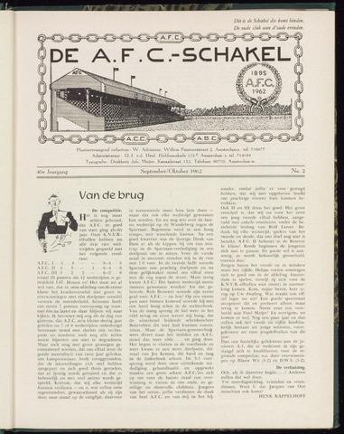 Schakels (clubbladen) 1962-09-01