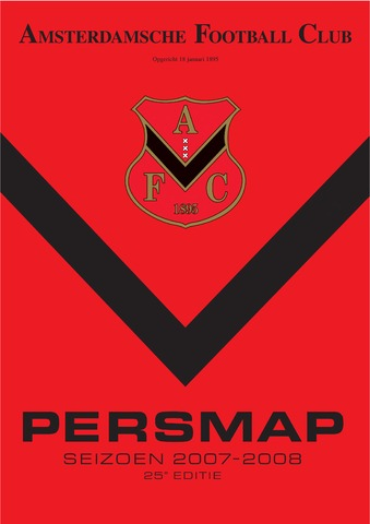 Persmappen 2007