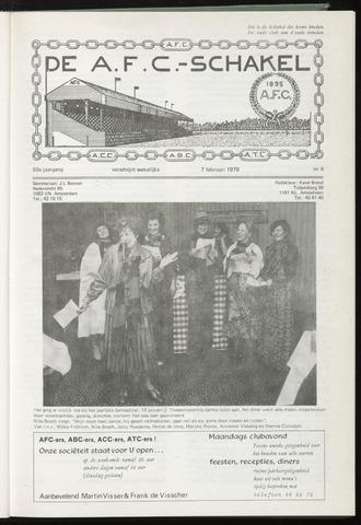 Schakels (clubbladen) 1979-02-07